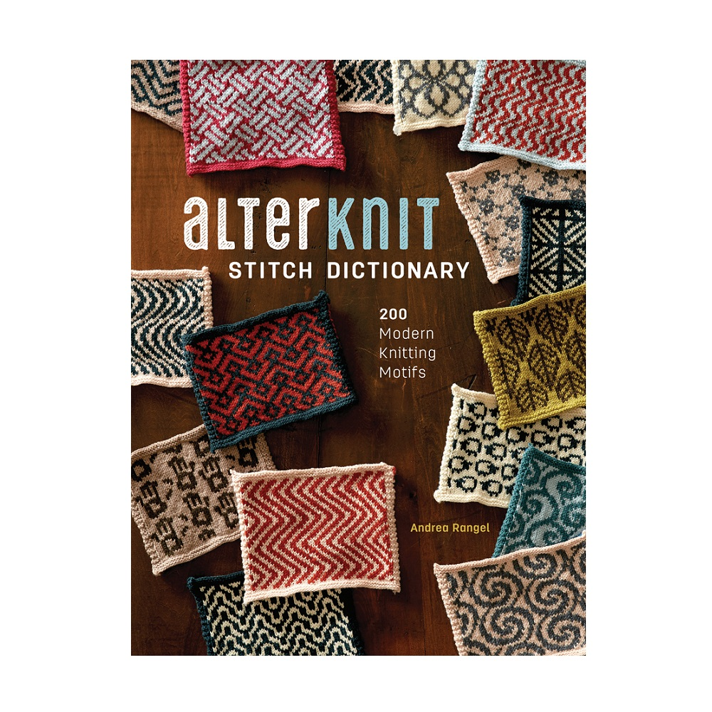 "Raamat ""Alterknit Stitch Dictionary"""