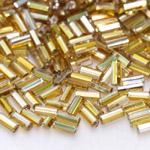 Toruhelmed hõbetatud kandilise sisuga Nr.4 (5mm)