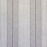 Triibumustriga paksem puuvillasegu kangas, 140cm, 195172