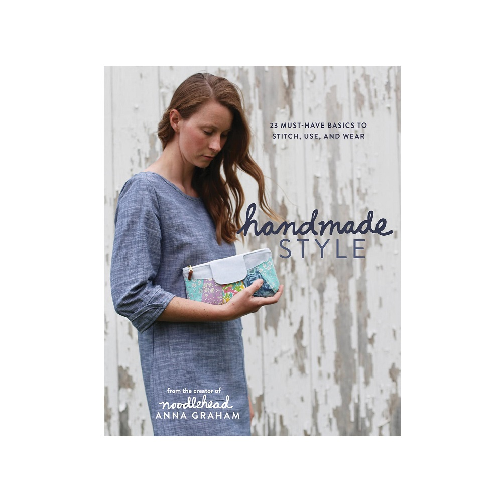 "Raamat ""Handmade Style"""