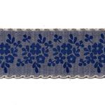 69.Pael siniste lilledega
