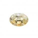 Ovaalne kristallilaadne akrüülnööp 14x10mm, 22L