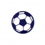 Triigitav Aplikatsioon; Jalgpall / Embroidered Iron-On Patch; Football / 4cm