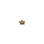 Jewellery Spacer with Star Design / 6mm