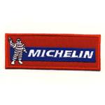 Triigitav Aplikatsioon; Michelin Logo / 10,5 x 4cm