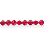 Topeltkoonusekujuline 6mm klaashelmes, Jablonex