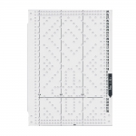 Ready punched knitting machine 24 stitches punch cards set P series 15pcs