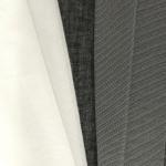 Paksem, kerge mustriga, pehme liimiriie / Thick Raschel Interlining / Art.070