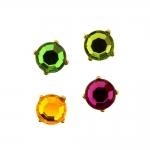 Õmmeldav plastikkristall 8mm