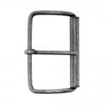 Metal buckle, 68x44 mm for belt width 60 mm