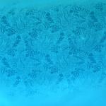 Maagiline softshell riie (Magic Softschell), niiskusega tekkiva mustriga, teiselt poolt sooja fliiskihiga , 145cm