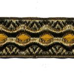 2.Kuldne pael kollaste täpikestega