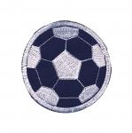 Triigitav Aplikatsioon; Jalgpall/ Embroidered Iron-On Patch / 7cm