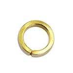 Metallrõngas; 24tk / Jump Rings; 24pc / 7,6 x 3mm