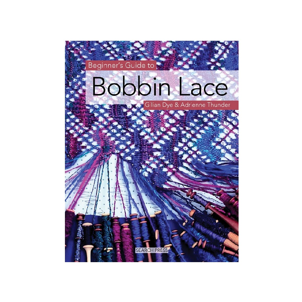 Raamat `Beginner`s Guide to Bobbin Lace`