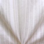 Triibumustriga, linasegu kangas, sobib voodipesuks, 220cm, 15C17
