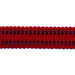 Kootud dekoratiivpael 943973 / Half Cotton Lace / 3,5cm