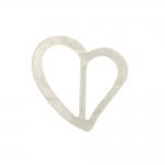 Muovista liikkuva solki, hihnan kiristin, nauhalukko 63x60 mm, sopii hihnaan leveydella 35 mm