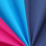 Softshell ühevärviline kangas teist värvitooni siseküljega, Art. KC8092