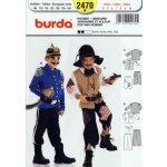 Võmmi ja röövli kostüüm Art. 2470