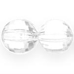 Ümmargune tahuline kristall 18mm