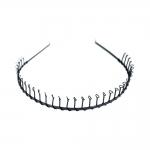 Metallist, põimitud aasadega peavõru toorik 14 x 13,5cm, paksus 15 x 2mm