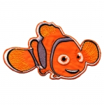 Triigitav Aplikatsioon; Kalapoeg Nemo 15x9cm (Disney)