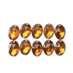 Ovaalsed dekoratiivkivid 14x10mm 6-10tk