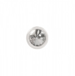 Plastic Shank Button ø8 mm, size: 14L
