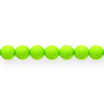 Ümar neoonvärvides  matt klaashelmes 8mm, Jablonex