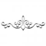 Triigitav ornament 18x6,5cm