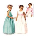 Kleit 92- 128cm / Dress Burda 9757