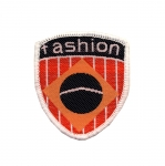 Triigitav Aplikatsioon `Fashion` 6x5,5cm