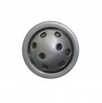 Metallist, reljeefse mustriga, kannaga nööp 18mm, 28L