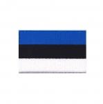 Tikitud piltaplikatsioon, Eesti lipp 8x5cm