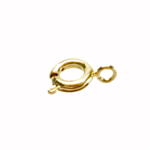 Spring Ring Clasp / 6mm