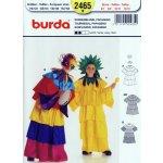Päevalille ja papageno kostüüm Art. 2465
