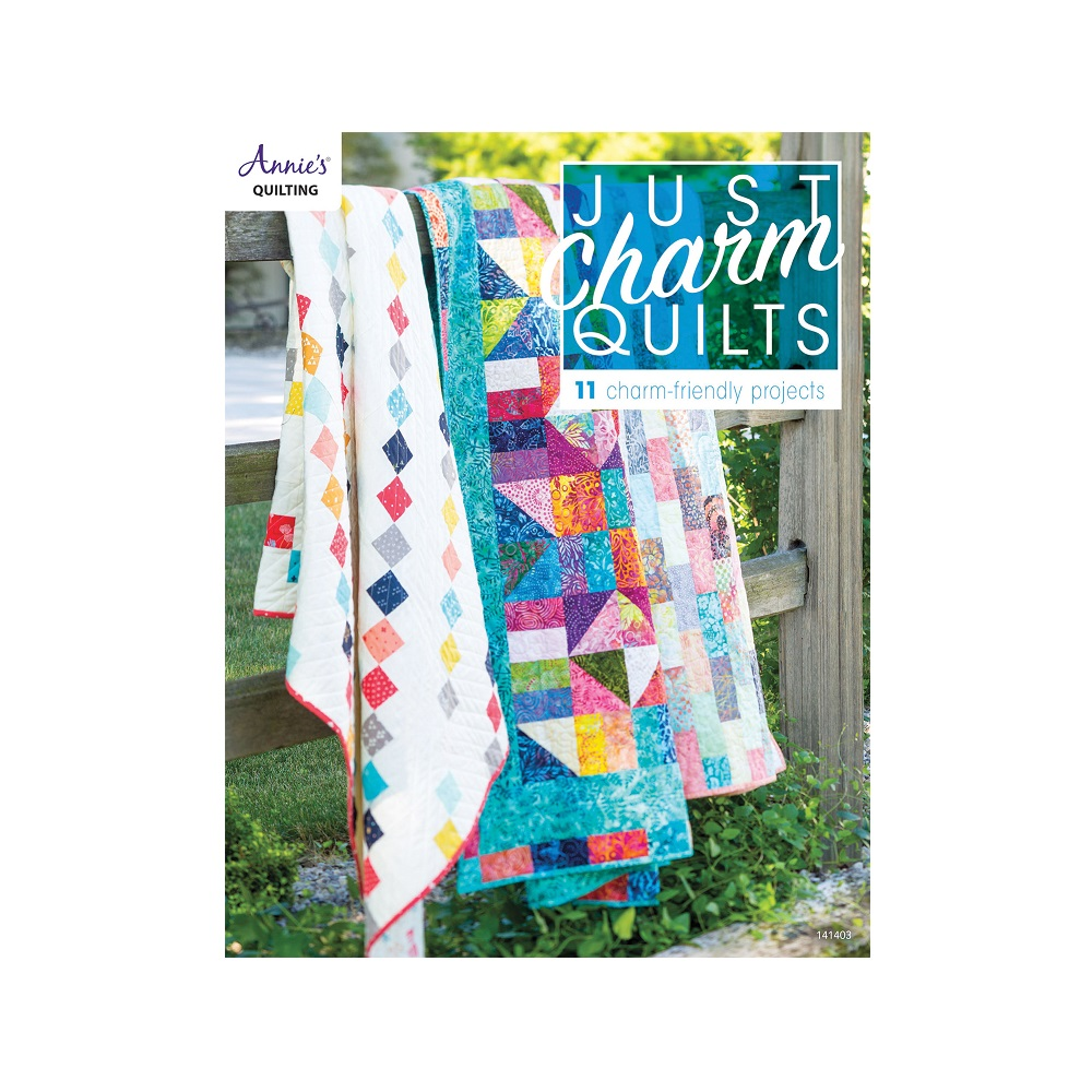 "Raamat ""Just Charm Quilts"""