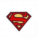 Triigitav Aplikatsioon; Superman 7,5x5,5cm