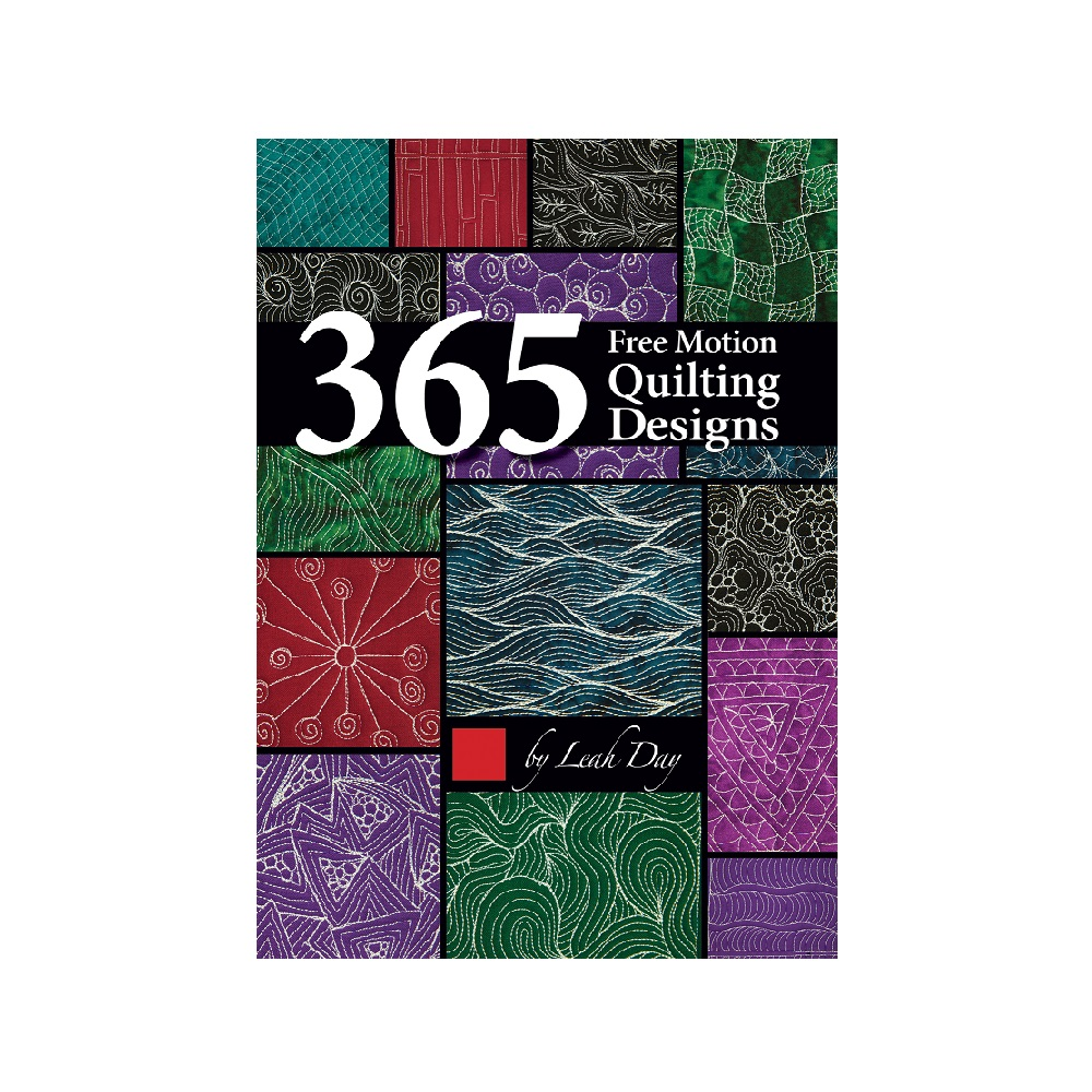 "Raamat ""365 Free Motion Quilting Designs"""