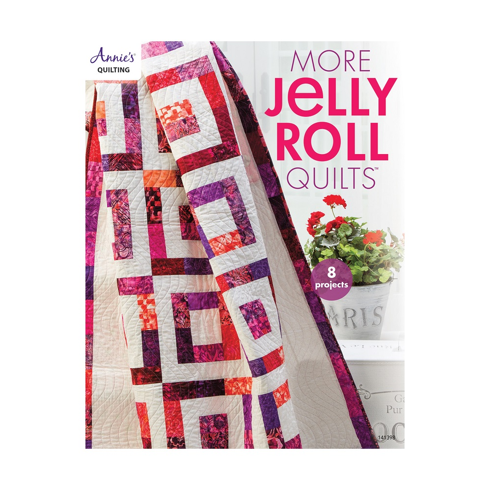 """Raamat """"More Jelly Roll Quilts"""""""