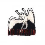 Triigitav Aplikatsioon; ` Led Zeppelin` 10x9,5cm