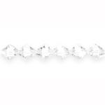 Rombikujuline tahuline kristall 5mm