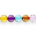 Ümar kristall 15mm