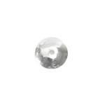 Sileda pinnaga kausikujuline pärlikübar / Smooth Bead Cap / 7 x 2mm