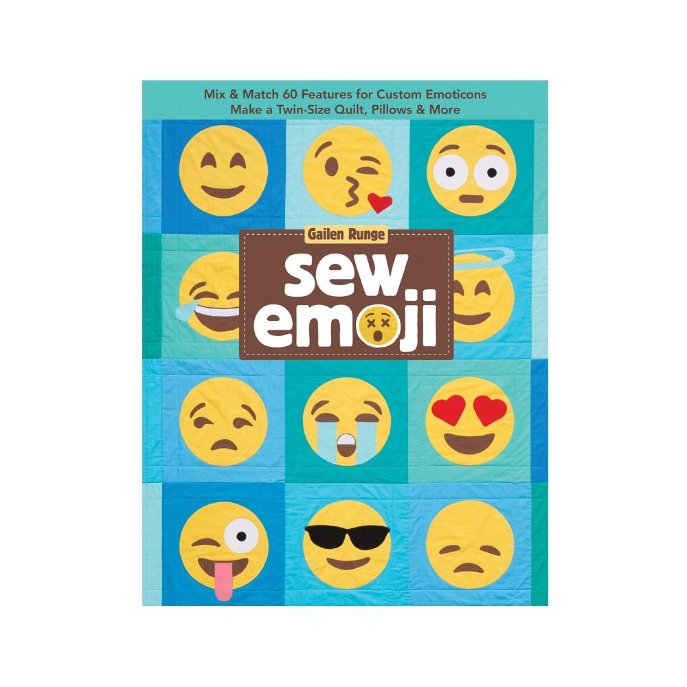 Raamat `Sew Emoji`