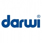Akryliväri, peittävä, Darwi Acryl Opak, 250ml