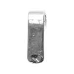 Liimitav medaljonitagune / Flat Pad Bail / 17 x 6mm