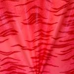 Sebramustriga, sädeleva/ märja efektiga, rannariieteks sobiv veniv kangas, 150cm