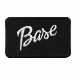 `Base`vapp tikitud triigitav piltaplikatsioon 8x5cm